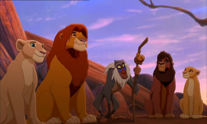 an evaluation of the novel the lion king