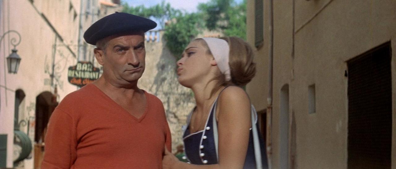 Жандарм женится - gendarme se marie, le , 1968